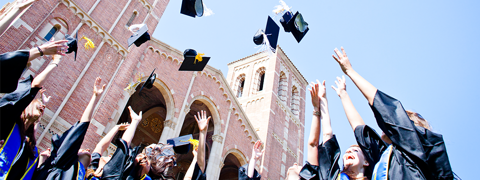 Commencement | University of California, Los Angeles