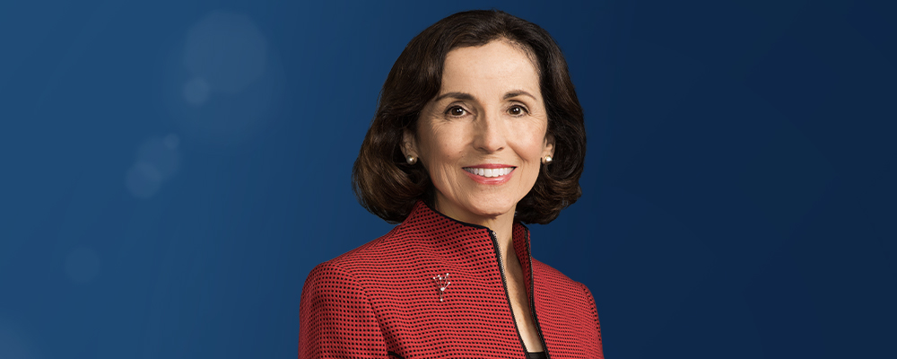 Luskin Lecture image of France Cordova