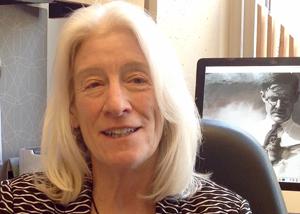 Professor Blaire Van Valkenburgh