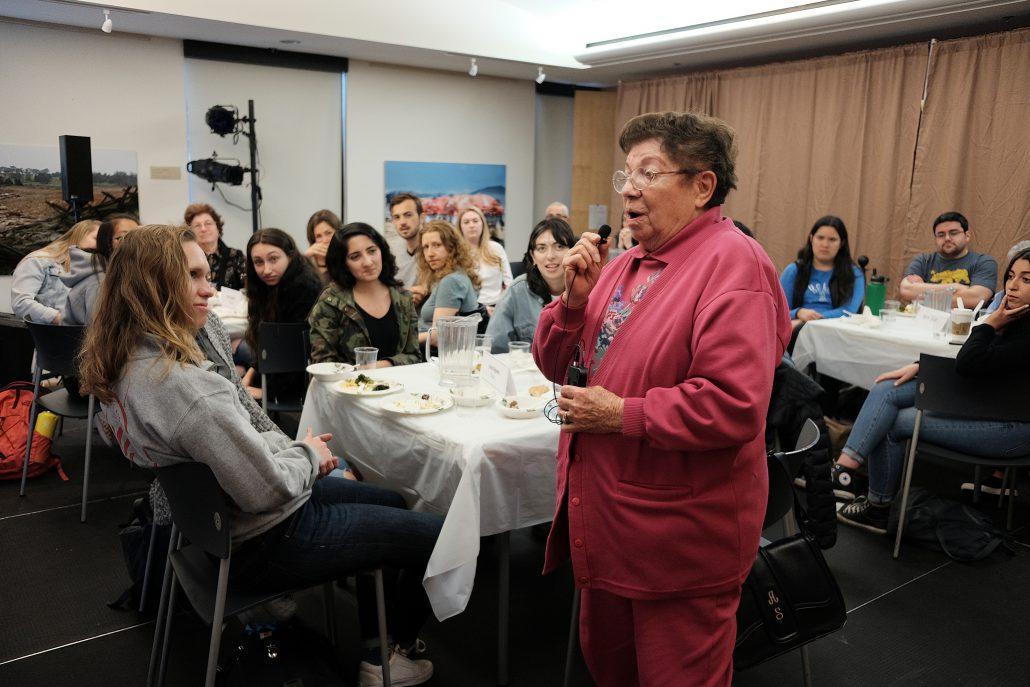 Ann Signett / Photo Credit: David Wu (UCLA Alan D. Leve Center for Jewish Studies)