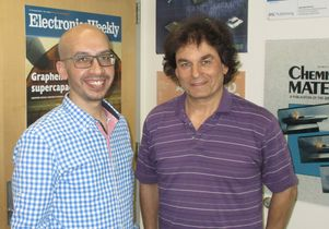 Maher El-Kady and Richard Kaner