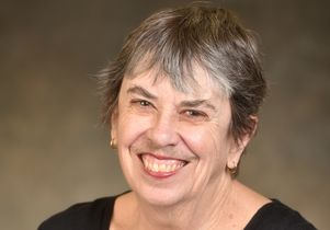 Photo of Professor Stephanie Jamison.