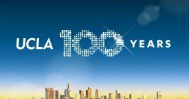 UCLA 100 Years Skyline