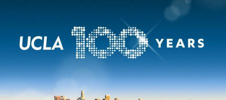 UCLA 100 Years Skyline