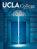 UCLA College Winter 2018 Cover Image