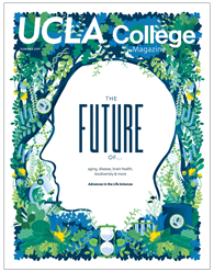 UCLA College Magazine Summer 2019 Cover Image