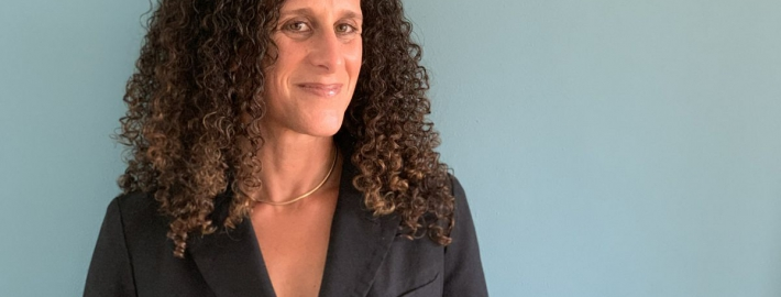 Photograph of Sarah Abrevaya Stein