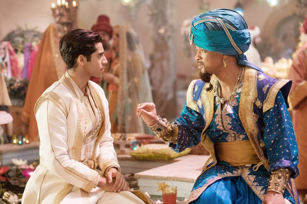 "Image from the 2019 film ""Aladdin"""