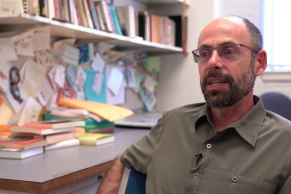 A photo of Daniel Fessler, Anthropologist and Director of the UCLA Bedari Kindness Institute.