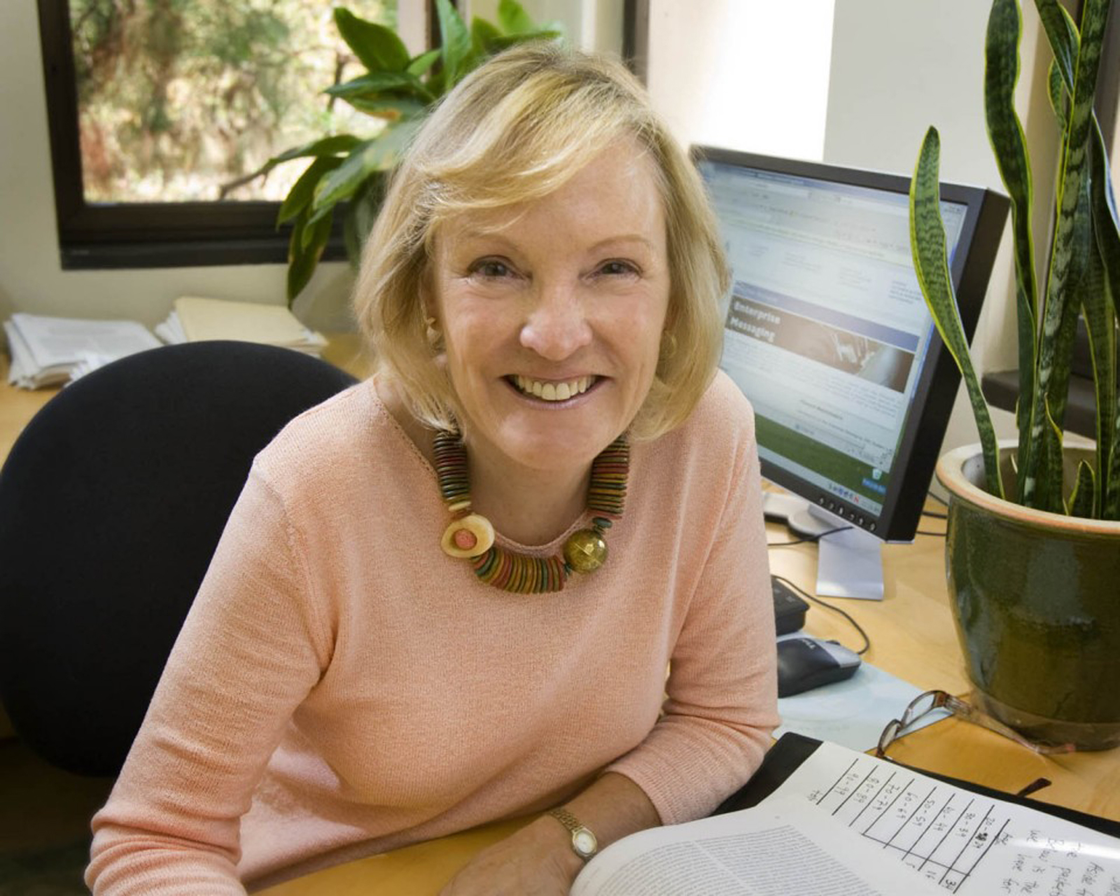 A photo of Shelley Taylor, distinguished research professor or psychology in the UCLA College.