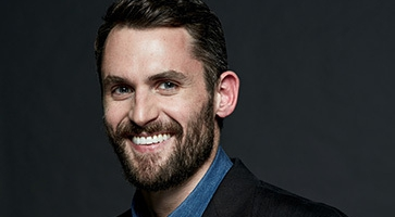 A photo of Kevin Love.