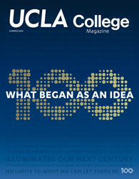 UCLA College Magazine 2020