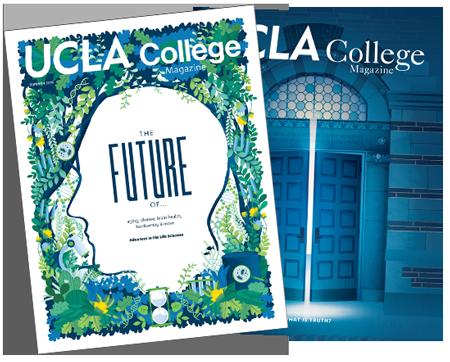 College Magazine Archive