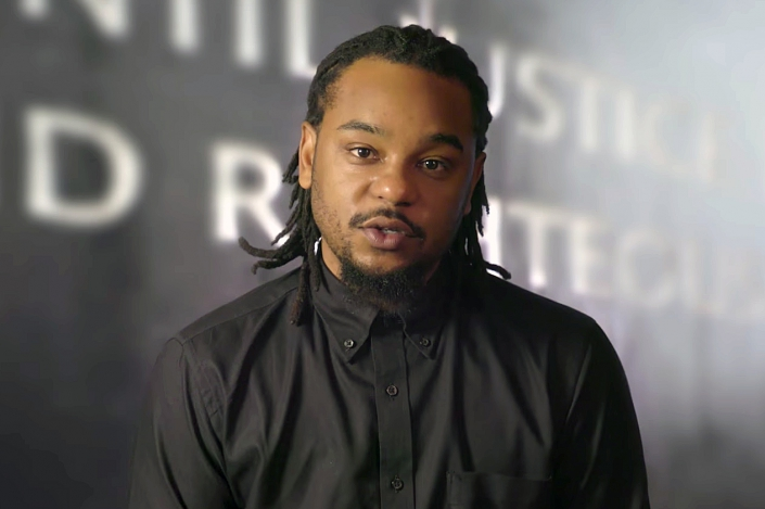 A photo of Marcus Hunter.