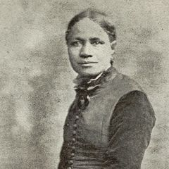 A photo of Frances Watkins Harper.