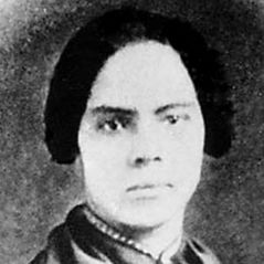 A photo of Mary Ann Shadd Cary.