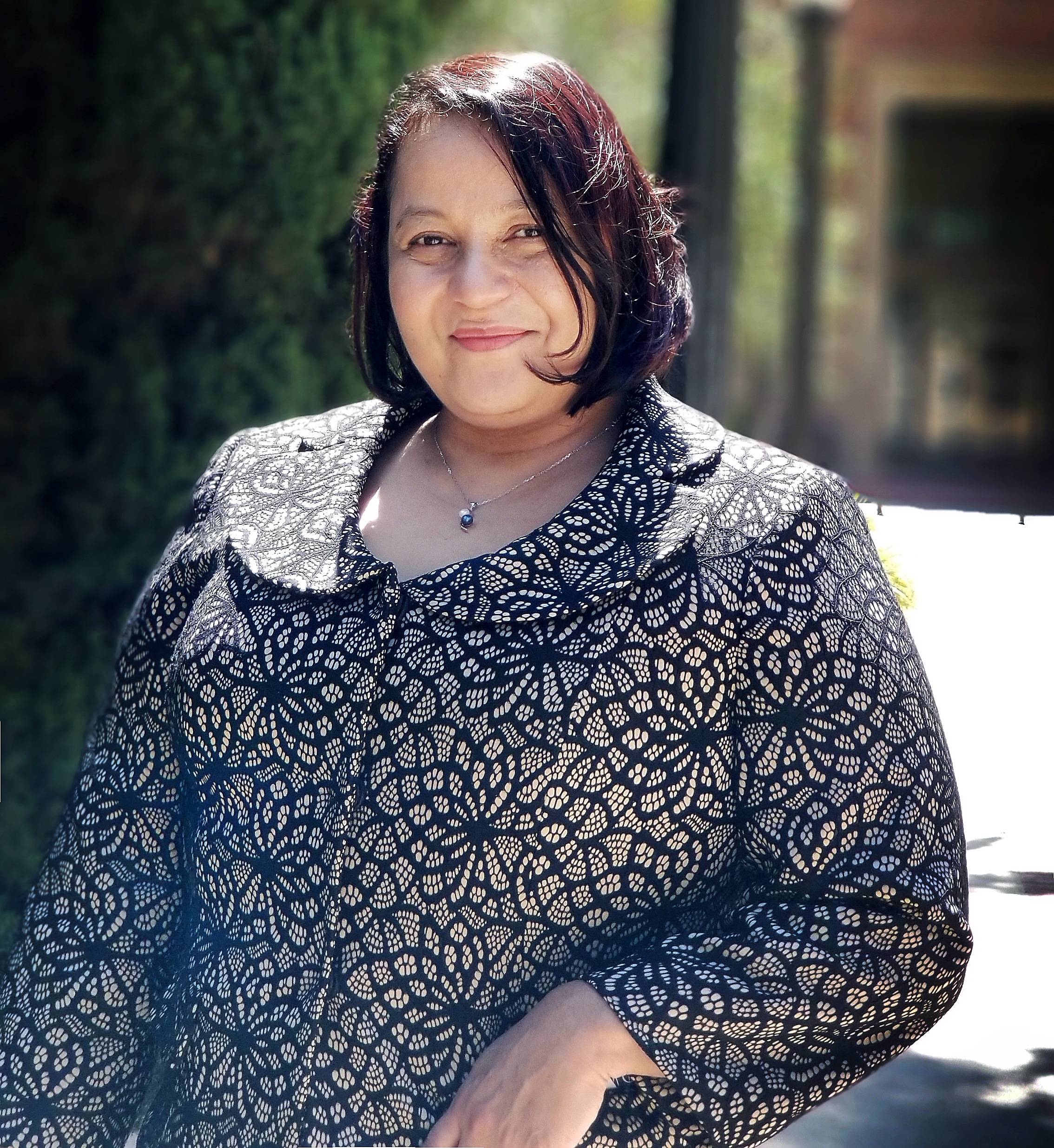 A photo of Norma Mendoza-Dutton.