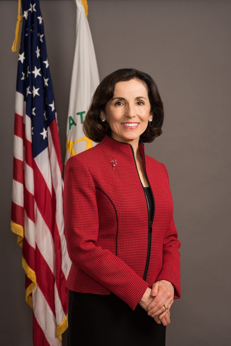 A photo of Astrophysicist France Córdova.