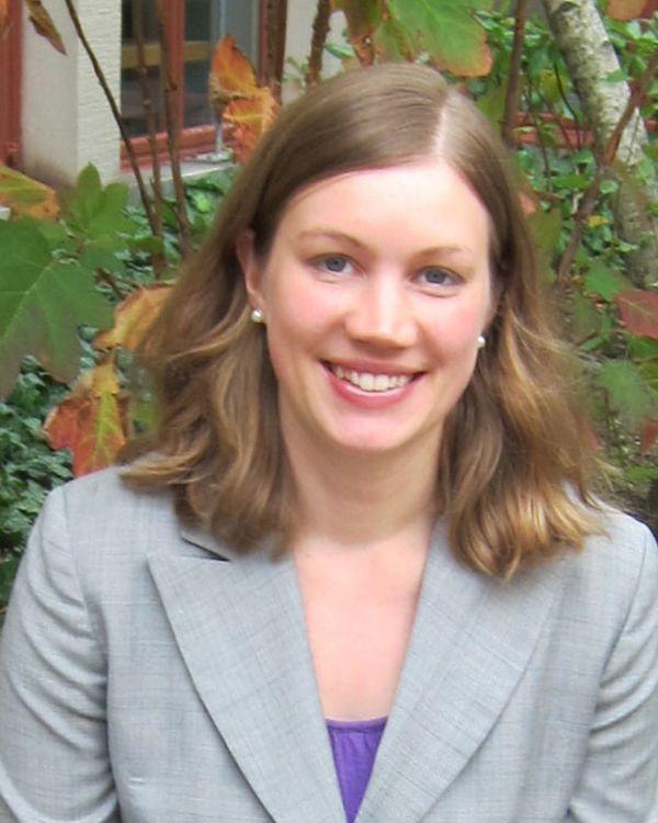 A photo of Ellen Sletten.