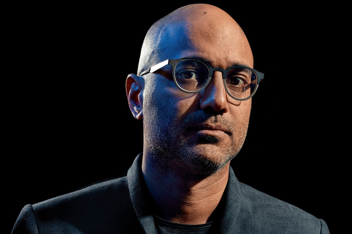A photo of Ayad Akhtar