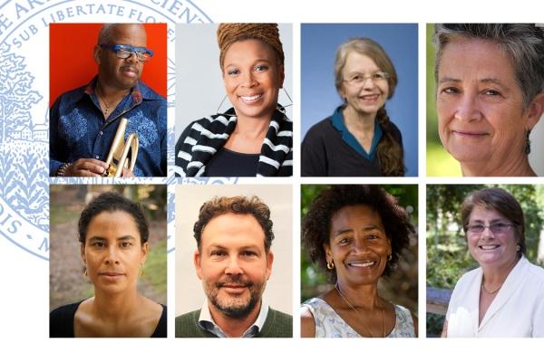 A photo of the UCLA 2021 AAAS members.