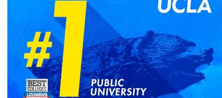 UCLA No. 1 rankings U.S. News & World Report.